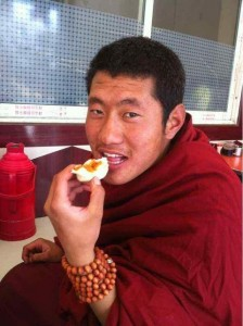 Konchok Woeser, 23, died after setting himself on fire in protest against Chinese government.