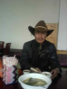 Tibetan nomad Topden aka Do Ghang Gah has been sentenced to five years in prison.