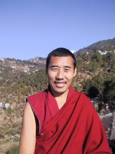 Ngawang Jamyang in a photo taken in early 2000's.  The learned Buddhist scholar died in police custody less than a month after his arrest in December 2013