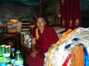 Tsultrim Kalsang, 25, one of the brightest students and an exceptional scholar at Nyatso Zilkar Monastery was sentenced to 10 years' imprisonment.
