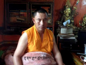 Namgyal Tsultrim, a monk at Tsenden Monastery, has been detained for the third time since 2011.